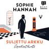 Sophie Hannah - Suljettu arkku – Uusi Hercule Poirot -mysteeri