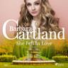 Barbara Cartland - She Fell In Love (Barbara Cartland's Pink Collection 153)