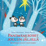 Kirsti Manninen - Pandakaksoset joulun jäljillä – 24 tarinaa joulun odotukseen