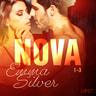 Nova 1-3 - erotic noir - äänikirja
