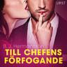 B. J. Hermansson - Till chefens förfogande - erotisk novell
