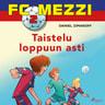 FC Mezzi 2 - Taistelu loppuun asti - äänikirja