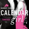 Calendar Girl. Tammikuu - äänikirja
