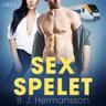 B. J. Hermansson - Sexspelet - erotisk novell