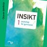 Insikt 1 Ljudbok (OPS16) - äänikirja