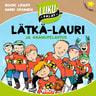 Lätkä-Lauri ja haamupelastus - äänikirja