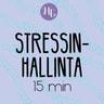 Hidasta elämää - Stressinhallintameditaatio 15 min