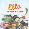 Ella ja Yön ritarit - äänikirja