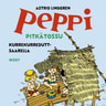 Peppi Pitkätossu Kurrekurreduttsaarella - äänikirja