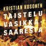 Taistelu Vasikkasaaresta - äänikirja