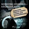 Kustantajan työryhmä - Sveriges första kända kvinnliga styckmördare