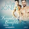 Julie Jones - Friends with Benefits: Jacks perspektiv