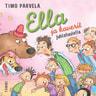 Ella ja kaverit juhlatuulella - äänikirja