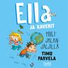 Ella ja kaverit hiilijalanjäljillä - äänikirja