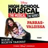 High School Musical. Parrasvaloissa - äänikirja