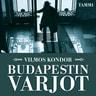 Budapestin varjot - äänikirja