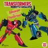 John Sazaklis - Transformers - Robots in Disguise - Sideswipe versus Thunderhoof