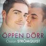 Ossian Strömquist - Öppen dörr - erotisk novell