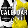 Calendar Girl. Heinäkuu - äänikirja