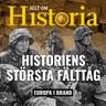 Kustantajan työryhmä - Historiens största fälttåg