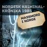 Massmord i Norge - äänikirja