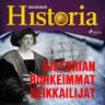 Historian rohkeimmat seikkailijat - äänikirja