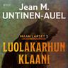 Jean M. Untinen-Auel - Luolakarhun klaani