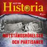 Kustantajan työryhmä - Motståndsrörelser och partisaner