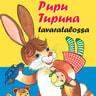 Pirkko Koskimies ja Maija Lindgren - Pupu Tupuna tavaratalossa