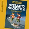 Operaatio Myrskypilvi – Etsiväkaksikko 1 - äänikirja