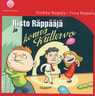 Risto Räppääjä ja komea Kullervo - äänikirja
