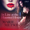 In Line at the Haunted House - Erotic Short Story - äänikirja