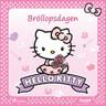 Sanrio - Hello Kitty  - Bröllopsdagen