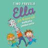 Ella ja kaverit matkalla jamboreelle - äänikirja