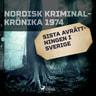 Sista avrättningen i Sverige - äänikirja