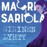 Mauri Sariola - Sininen lyhty
