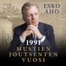 Esko Aho - 1991 – Mustien joutsenten vuosi
