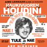 Haukivuoren Houdini – Aimo Leikkaan elämä ja kuolema - äänikirja