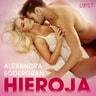 Alexandra Södergran - Hieroja - eroottinen novelli