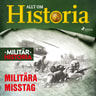 Kustantajan työryhmä - Militära misstag