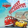 Disney - Pixar Autot. Rohkeat paloautot