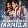 Chrystelle Leroy - Passionerade lekar i Manilla – erotisk novell