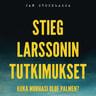 Jan Stocklassa - Stieg Larssonin tutkimukset. Kuka murhasi Olof Palmen?