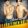 Elena Lund - Vaarallinen halu - eroottinen novelli