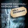 Kustantajan työryhmä - Död i rockgrupp
