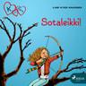 K niinku Klara 6 – Sotaleikki! - äänikirja