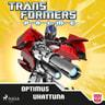 Transformers - Prime - Optimus uhattuna - äänikirja