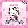 Hello Kitty - Hääpäivä - äänikirja
