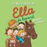 Ella ja kaverit hevosen selässä - äänikirja