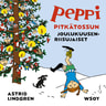 Peppi Pitkätossun joulukuusenriisujaiset - äänikirja